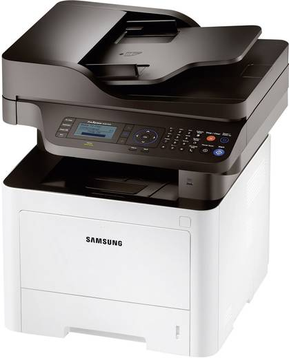 samsung proxpress m3875fd monolaser multifunktionsdrucker a4 drucker scanner kopierer fax lan. Black Bedroom Furniture Sets. Home Design Ideas