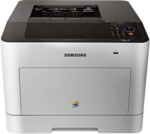 Samsung CLP-680DW Farblaserdrucker A4 24 S./min 24 S./min 600 x 600 dpi LAN, WLAN, Duplex