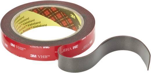 Doppelseitiges Klebeband 3M VHB™ 4611F Grau (L x B) 3 m x 19 mm Acryl Inhalt: 1 Rolle(n)