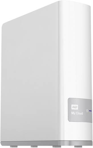 NAS-Server 4 TB Western Digital My Cloud™ WDBCTL0040HWT-EESN