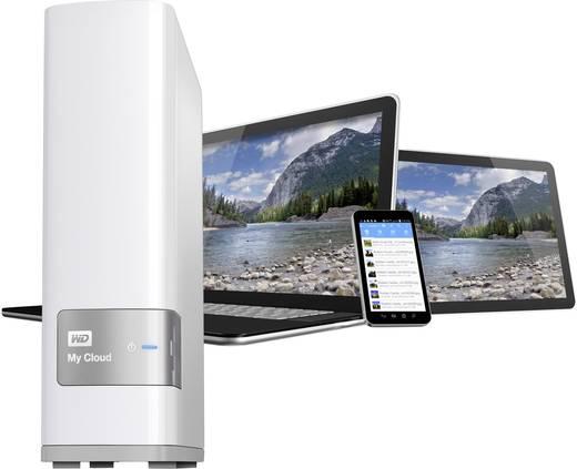 Western Digital My Cloud™ WDBCTL0020HWT-EESN NAS-Server 2 TB