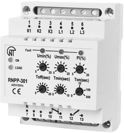 Spannungsüberwachungsrelais Novatek RNPP-301 Anzahl Relais-Ausgänge: 2