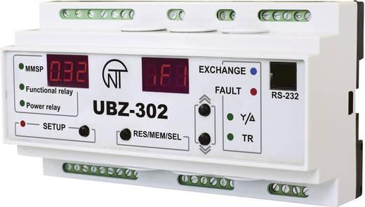 Schutzrelais Novatek UBZ-302 Anzahl Relais-Ausgänge: 1