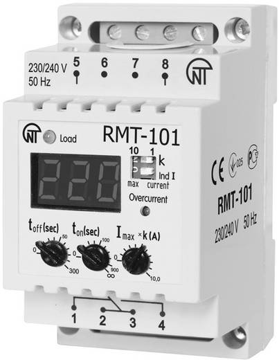 Überstromrelais Novatek RMT-101