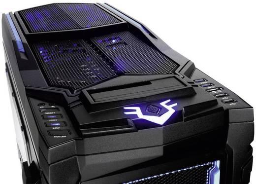 Tower Gaming-Gehäuse Thermaltake Chaser MK-I Schwarz