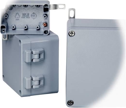 Wandhalterung Metall (L x B) 11 mm x 42 mm Fibox MRS 28540 2 St.