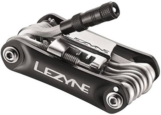 Fahrrad Multitool 16teilig Lezyne RAP-15 LED Multitool