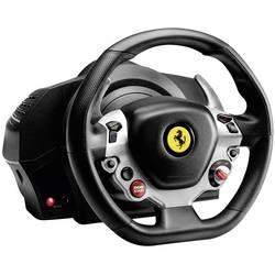 Thrustmaster Ferrari® 458 Italia Edition volant USB Xbox One čierna, strieborná vr. pedálov