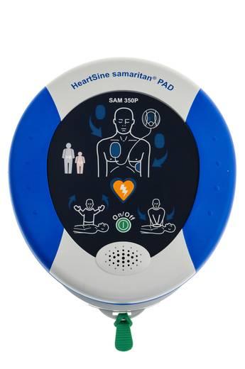 Defibrillator HeartSine samaritan® PAD350P mit Sprachausgabe
