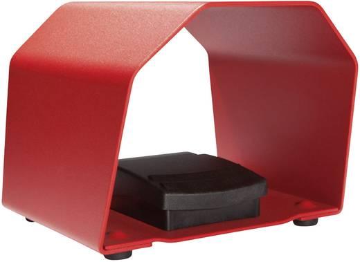 Fußschalter 250 V/AC 6 A 1 Pedal mit Schutzhaube 1 Wechsler ASA Schalttechnik FM1 SU1 F2 U IP65 1 St.