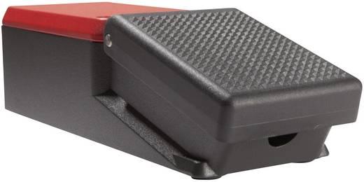 Fußschalter 500 V/AC 10 A 1 Pedal 1 Schließer, 1 Öffner ASA Schalttechnik FL1 U1 IP65 1 St.