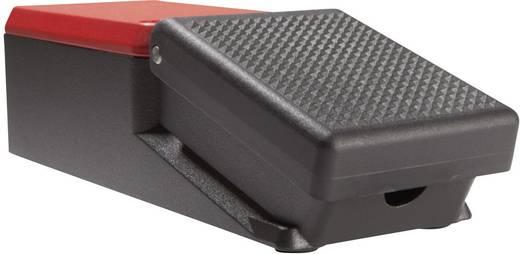 Fußschalter 500 V/AC 10 A 1 Pedal 1 Schließer, 1 Öffner ASA Schalttechnik FL1 SU1 IP65 1 St.