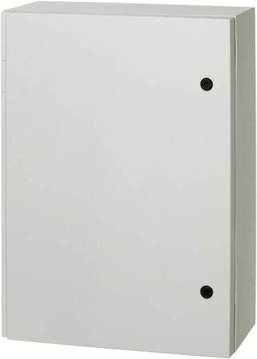 Wand-Gehäuse, Installations-Gehäuse 700 x 500 x 270 Polyester Licht-Grau (RAL 7035) Fibox CAB P 705027 1 St.