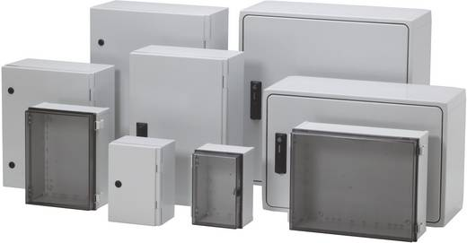 Wand-Gehäuse, Installations-Gehäuse 300 x 200 x 180 Polycarbonat Licht-Grau (RAL 7035) Fibox CAB PC 302018 G3B 1 St.