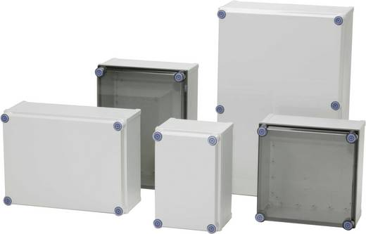Wand-Gehäuse, Installations-Gehäuse 400 x 400 x 170 Polycarbonat Licht-Grau (RAL 7035) Fibox CAB PCQ 404017 T 1 St.