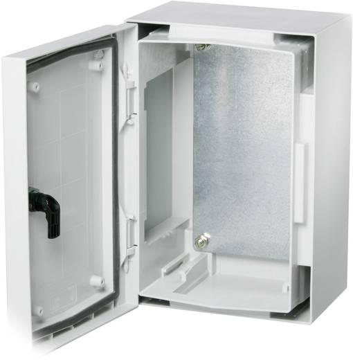Montageplatte (L x B) 1000 mm x 800 mm Stahlblech Fibox CAB MP 10080 1 St.