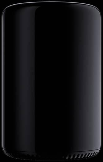 Apple Mac Pro (2013) Intel® Xeon 4 x 3.7 GHz 12 GB AMD Fire Pro MacOS® X Yosemite