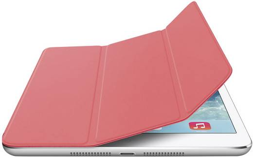 Apple iPad Mini Smart Cover Polyurethan Pink