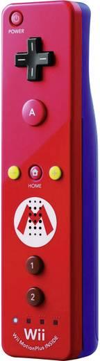 Gamepad Nintendo Wii U Remote Plus Mario Edition Nintendo® Wii U Rot