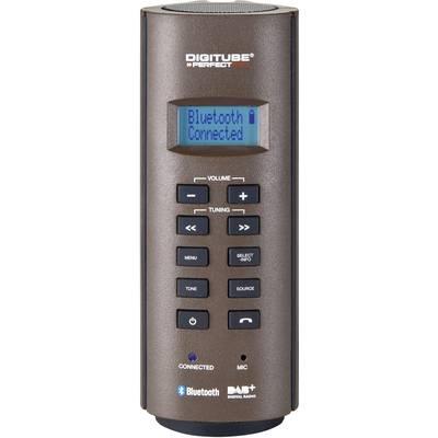 PerfectPro Digitube DAB+ Baustellenradio AUX, Bluetooth®, DAB+, UKW Akku-Ladefunktion, Fre Preisvergleich