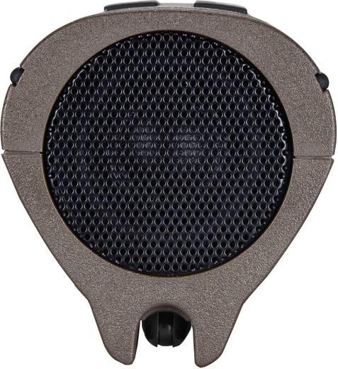 DAB+ Baustellenradio PerfectPro Digitube AUX, Bluetooth®, DAB+, UKW Akku-Ladefunktion, Freisprechfunktion, spritzwassergeschützt, staubdicht, wiederaufladbar Braun