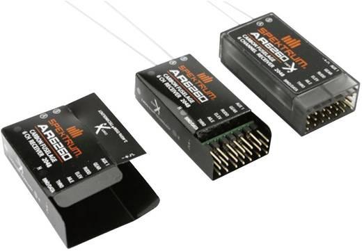 6-Kanal Empfänger Spektrum AR6260 2,4 GHz Stecksystem JR