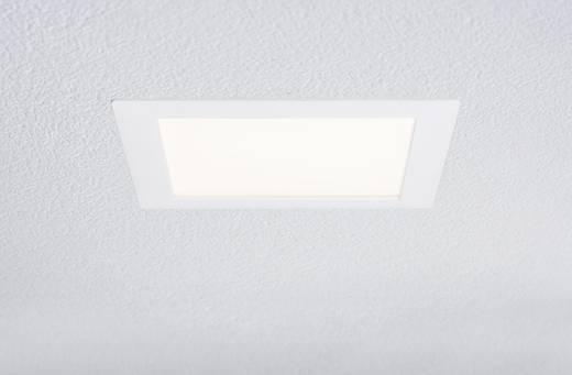 Paulmann 92610 LED-Einbauleuchte 8 W Warm-Weiß Aluminium (gebürstet)