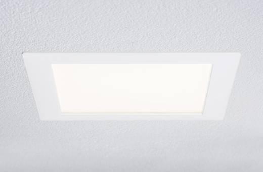 LED-Einbauleuchte 15 W Warm-Weiß Paulmann Premium Line 92615 Weiß (matt)