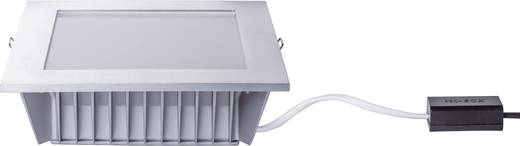 Paulmann 92609 LED-Einbaupanel 11 W Warm-Weiß Aluminium (gebürstet)