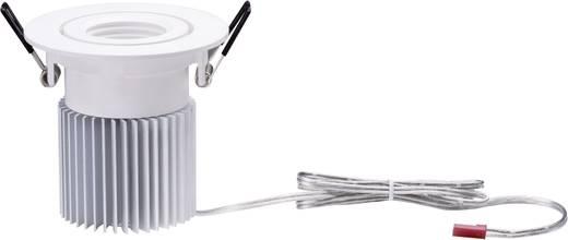 LED-Einbauleuchte 10 W Warm-Weiß Paulmann Creamy 92585 Weiß (matt)