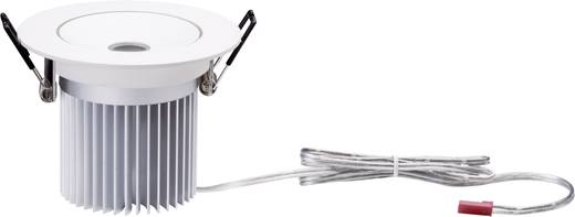 LED-Einbauleuchte 10 W Warm-Weiß Paulmann Cloud 92581 Weiß (matt)