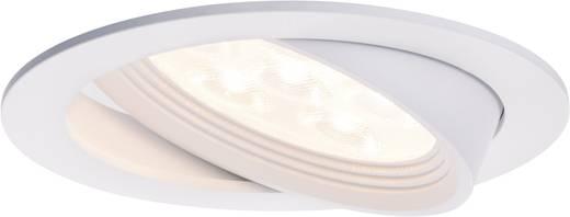 Paulmann Albina 92602 LED-Einbauleuchte 7.5 W Warm-Weiß Weiß (matt)