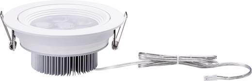 LED-Einbauleuchte 7.5 W Warm-Weiß Paulmann Albina 92602 Weiß (matt)