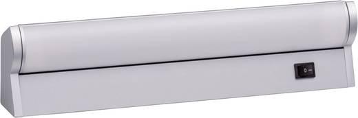 Unterbauleuchte Energiesparlampe G5 8 W Warm-Weiß Paulmann Wave Line Aluminium (matt)