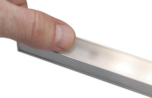 LED-Unterbauleuchte 6.2 W Warm-Weiß Paulmann 70402 Jetline Aluminium (matt)
