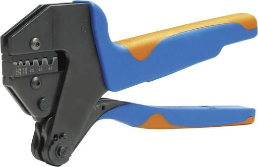 Handzange für FASTON 2,8 mm Flachsteckhülsen 734520-1 TE Connectivity Inhalt: 1 St.
