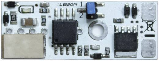 Touch-Dimmer 12 V/DC, 24 V/DC (L x B x H) 34 x 13 x 6.5 mm Barthelme 62399612 62399612 62399612