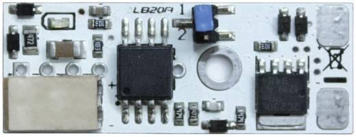 Touch-Dimmer 12 V/DC, 24 V/DC (L x B x H) 34 x 13 x 6.5 mm Barthelme 62399612 62399612