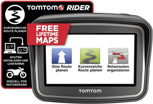 tomtom rider europe v4 motorrad navi 10 9 cm 4 3 zoll. Black Bedroom Furniture Sets. Home Design Ideas