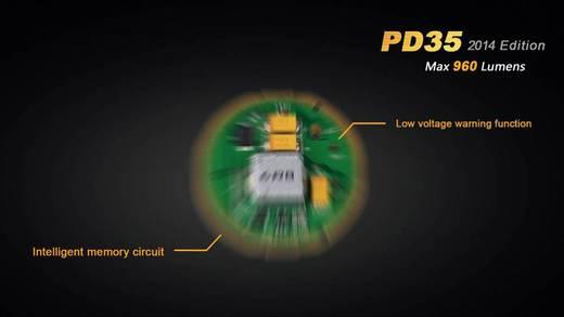 LED Taschenlampe Fenix PD35 batteriebetrieben 960 lm 150 h 87 g