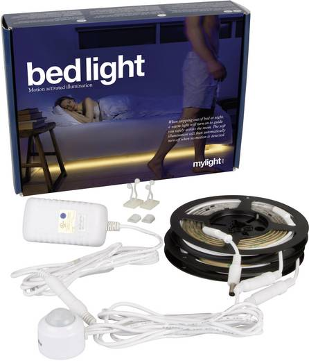 Bedlight LED Stripes, 1 Sensor