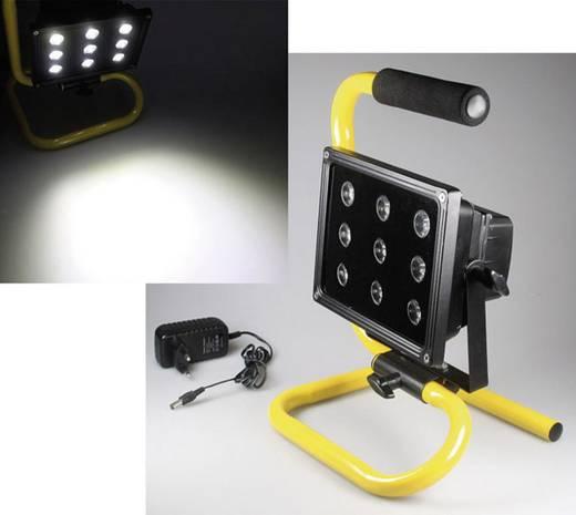 Arbeitsleuchte Gelb-Schwarz 97232 LED 5 h
