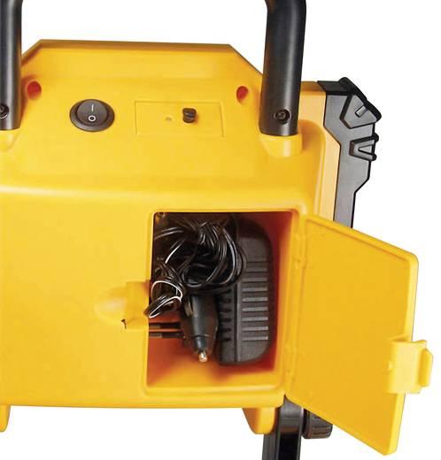 Arbeitsleuchte Gelb-Schwarz 97231 LED 2.5 h