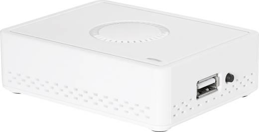 Renkforce Dual-Band WiFi Streaming Box (WLAN, HDMI, DLNA, Miracast, USB 2.0 und LAN)