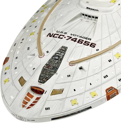 Revell 4801 Star Trek U.S.S. Voyager Science Fiction Bausatz