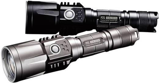 LED Taschenlampe NiteCore P25B Smilodon batteriebetrieben 171 g Schwarz