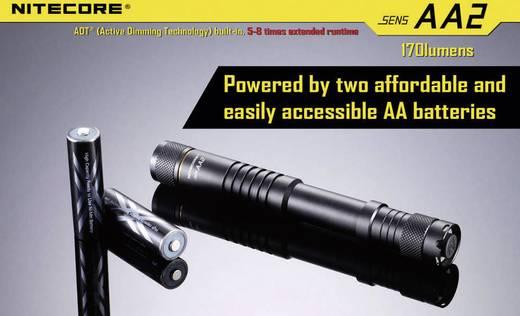 NiteCore LED-Taschenlampe Sense AA2