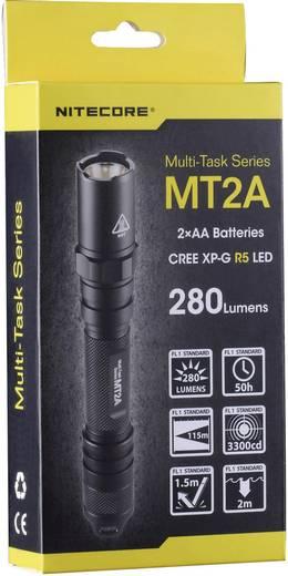 LED Taschenlampe NiteCore MT2A batteriebetrieben 280 lm 50 h 67 g