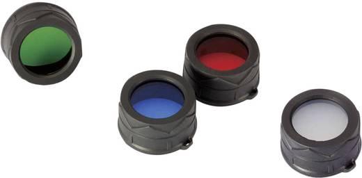 Farbfilter Grün Passend für (Details): MT25, MT26, SRT6 und Taschenlampen mit einen Ø 33 - 36 mm NiteCore NITNFG34