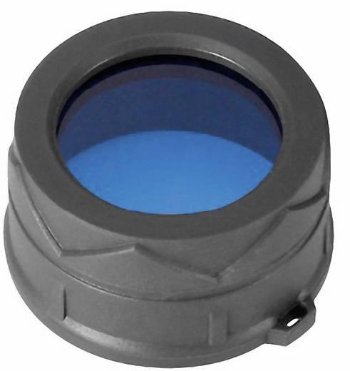 Farbfilter Blau Passend für (Details): MT25, MT26, SRT6 und Taschenlampen mit einen Ø 33 - 36 mm NiteCore NITNFB34